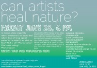 Owen Driggs: Can Artists Heal Nature? OpenLab to join the conversation @ ZERO1 Garage in San Jose 6/28 6pm