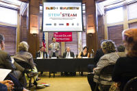 Providence forum explores the intersection of art and science