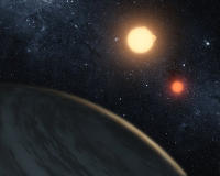 OpenLab Astronomer Jonathan Forntey contributes to confirm first planet orbiting two stars